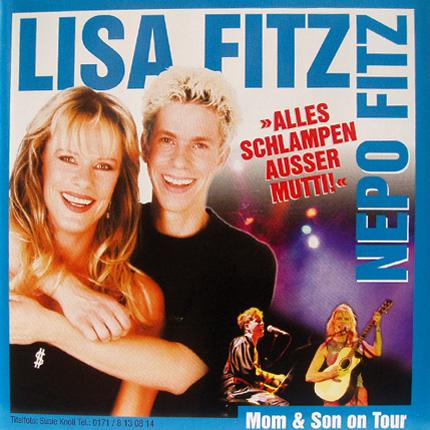Lisa und Nepo Fitz - Alles Schlampen ausser Mutti